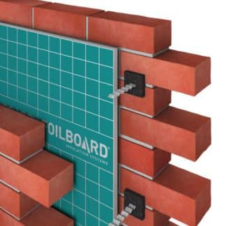 foil board rigid insulation panel