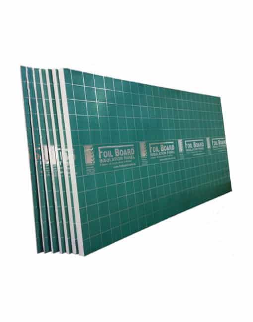 foil board rigid insulation panel panels