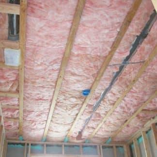 Between Floors Insulation