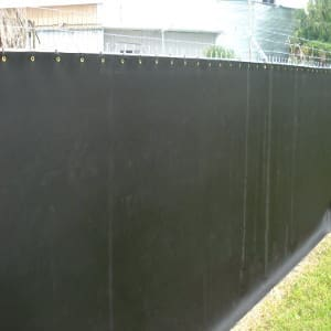 mass-loaded-vinyl-fence-insulation-acoustic-noise-sound-barrier
